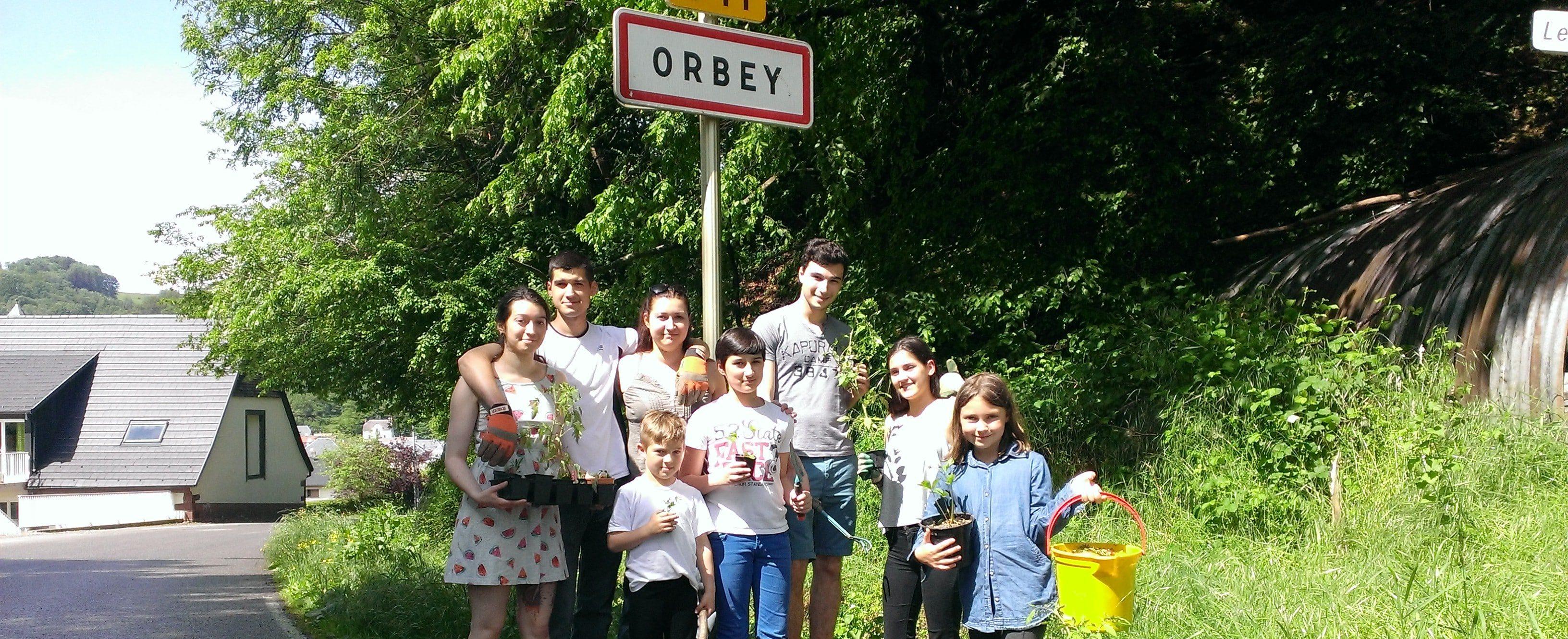 Groupe Panneau Orbey